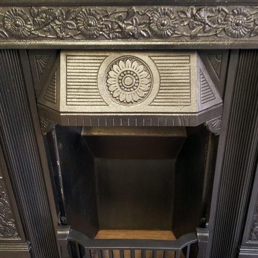 COMBI352 - Original Cast Iron Combination Fireplace - Center
