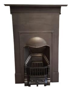 COMBI357 - Plain Cast Iron Combination Fireplace
