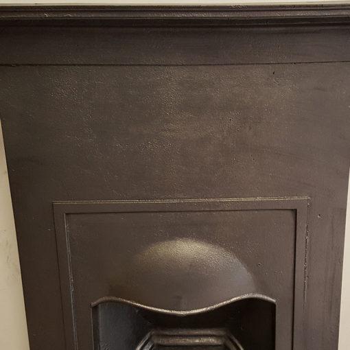 COMBI357 - Plain Cast Iron Combination Fireplace Front