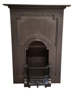 COMBI356 - Simple Cast Iron Combination Fireplace