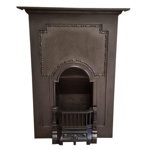 COMBI356 - Simple Cast Iron Combination Fireplace
