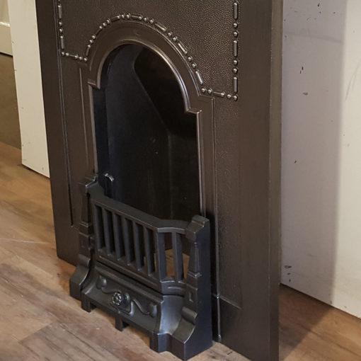COMBI356 - Simple Cast Iron Combination Fireplace Side